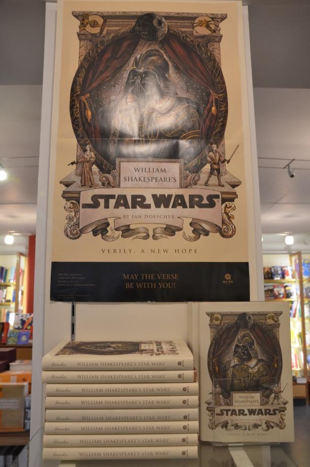 Star Wars, Shakespeare-style