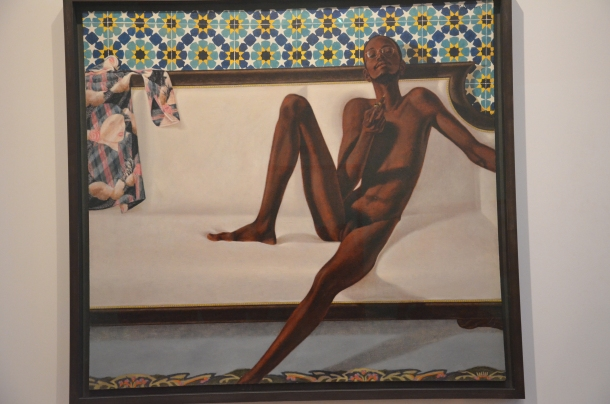 """Family Jules: NNN (No Naked Niggahs)"", Barkley L Hendricks (1974)"