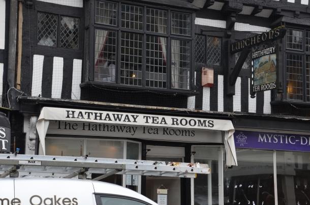 Hathaway's Tea Rooms