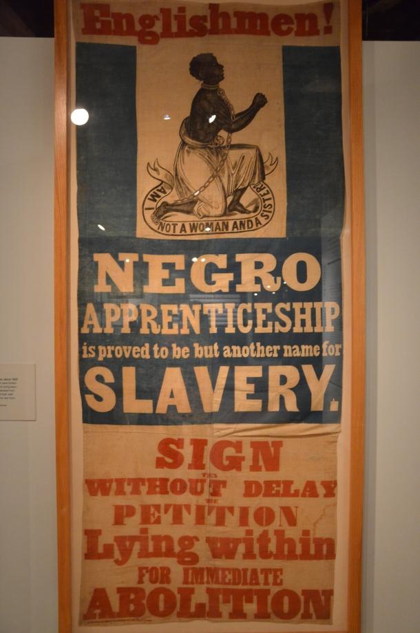 abolition sign
