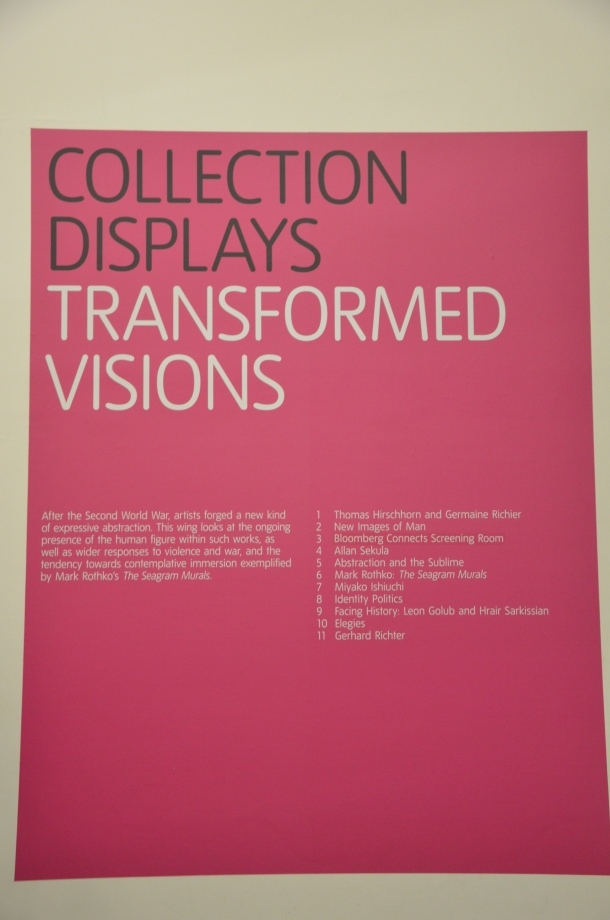 2nd Collection: Transformed Visions