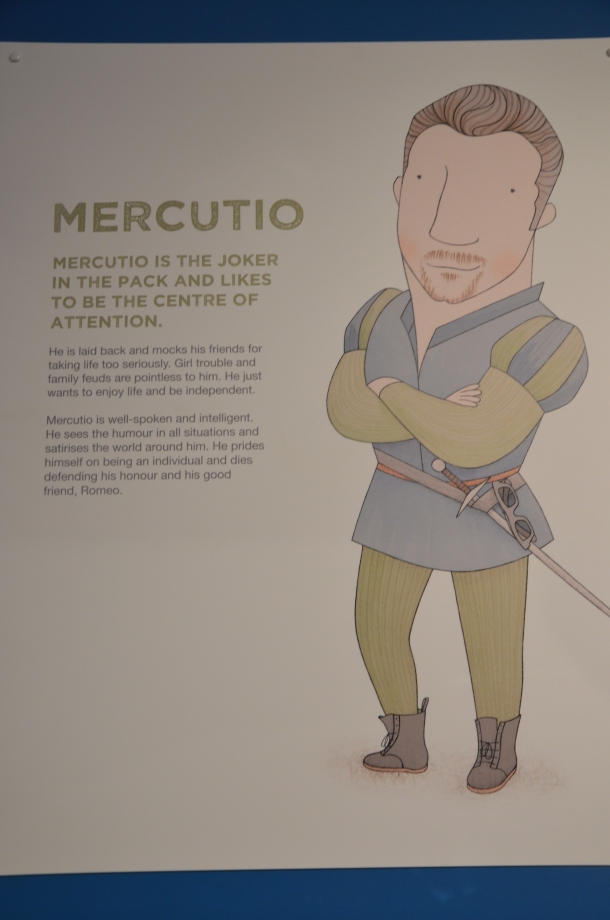 #5 Mercutio