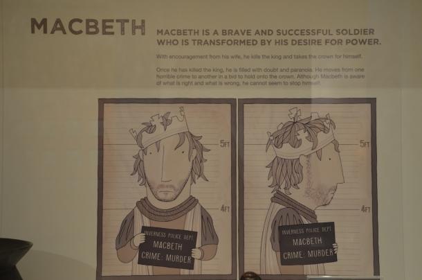 #8 Macbeth