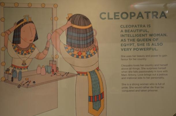 #10 Cleopatra