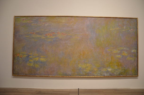 """Water-Lilies"", Claude Monet (after 1916)"