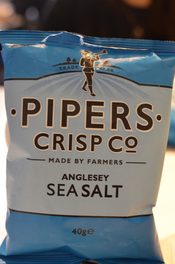 "Pipers Crisp Co. ""Anglesey Sea Salt"""