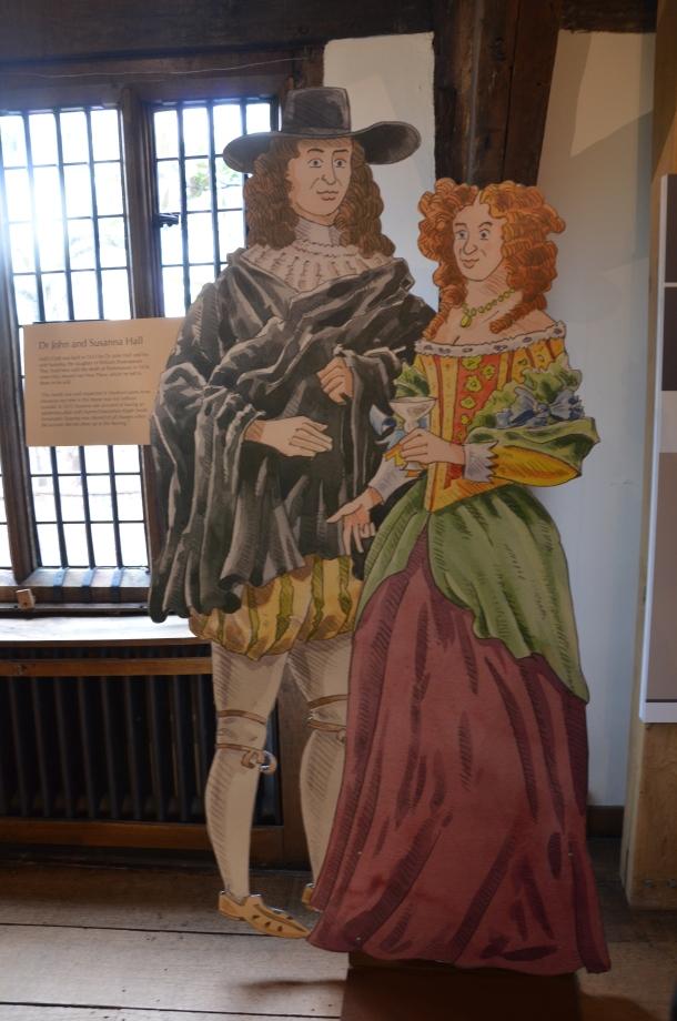 Dr. John and Susanna Hall