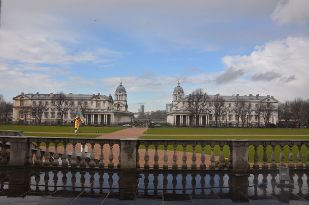 Greenwich...what a beautiful place!