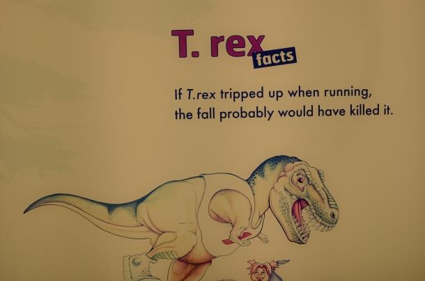 T-Rex Fun Fact #3