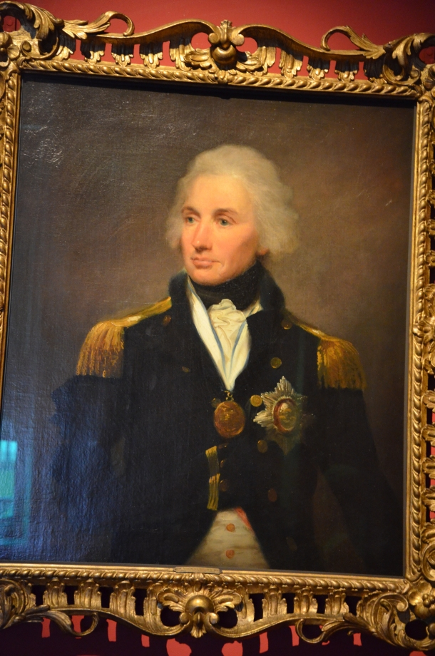 """Vice Admiral Horatio Nelson Viscount Nelson"", by Lemuel Francis Abbott (1798)"