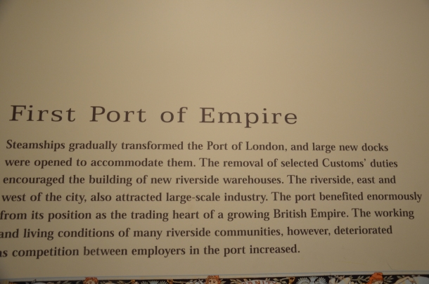 First Port of Empire