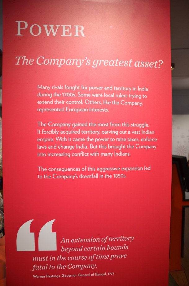 Power - the Company's greatest asset