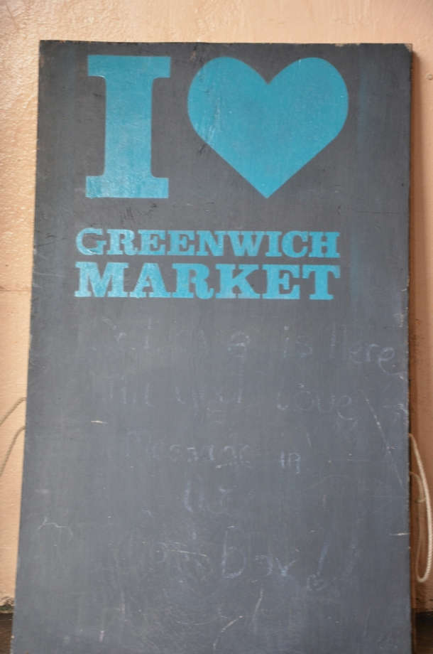 I heart Greenwich Market