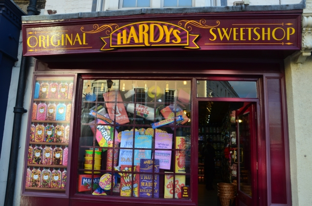 Original Hardy's Sweetshop