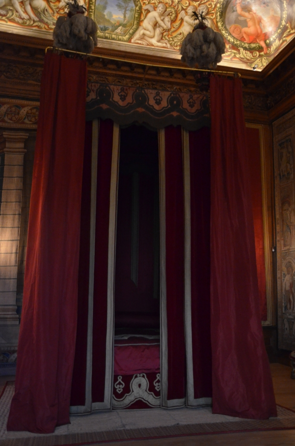 William III's royal bedchamber