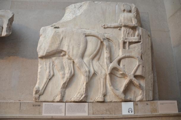 chariot scenes