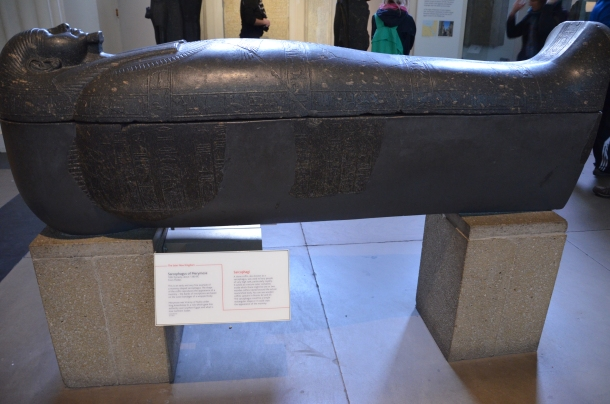 Sarcophagus of Merymose