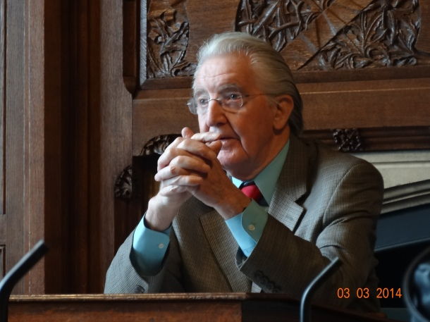 MP Dennis Skinner