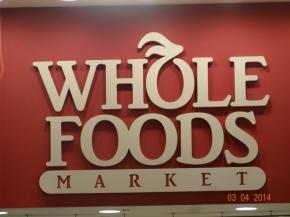 Whole Foods + Marks &Spencer