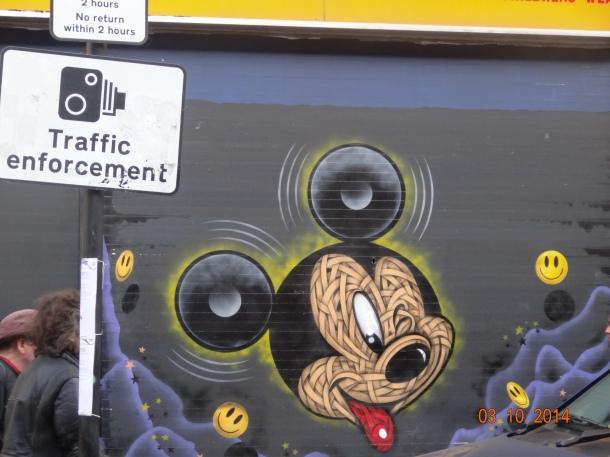 Hidden Mickey!