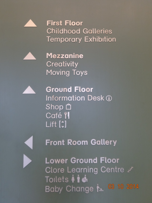 list of exhibits
