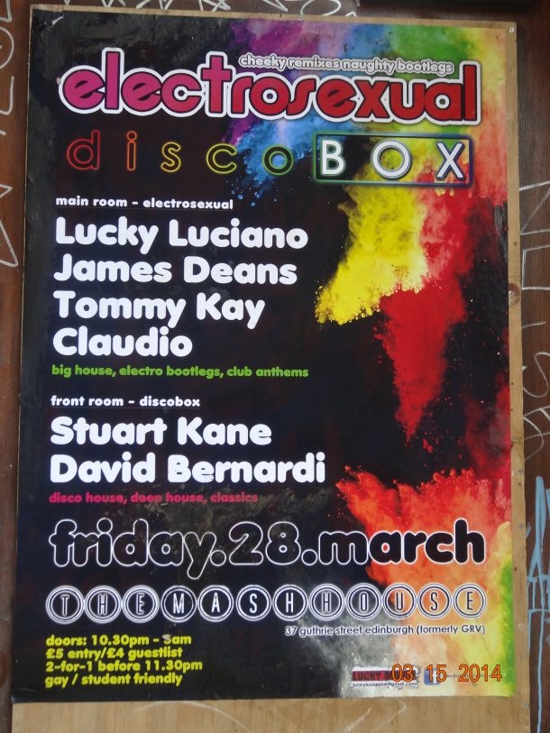 """Electrosexual disco box"""