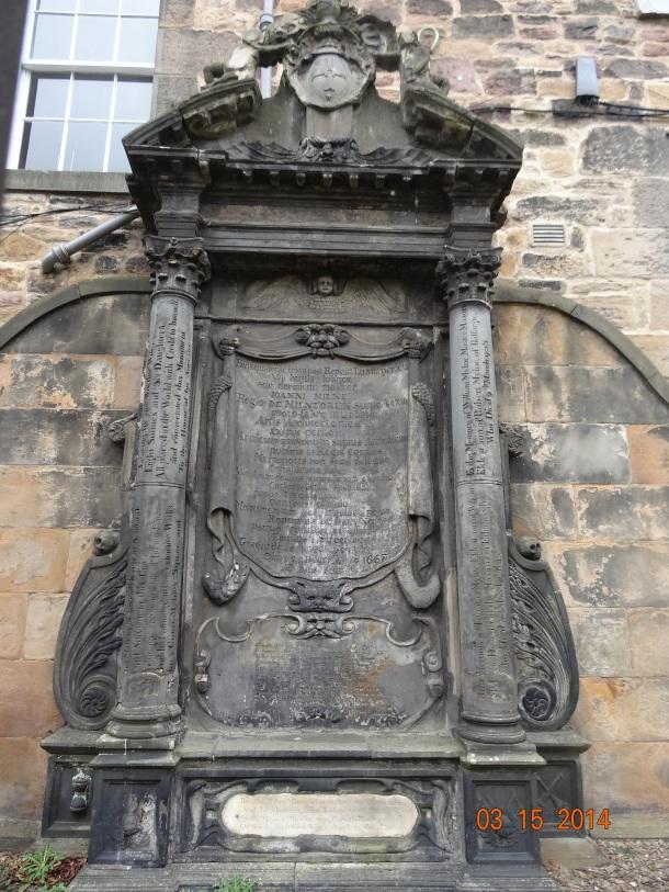 elegant grave markers