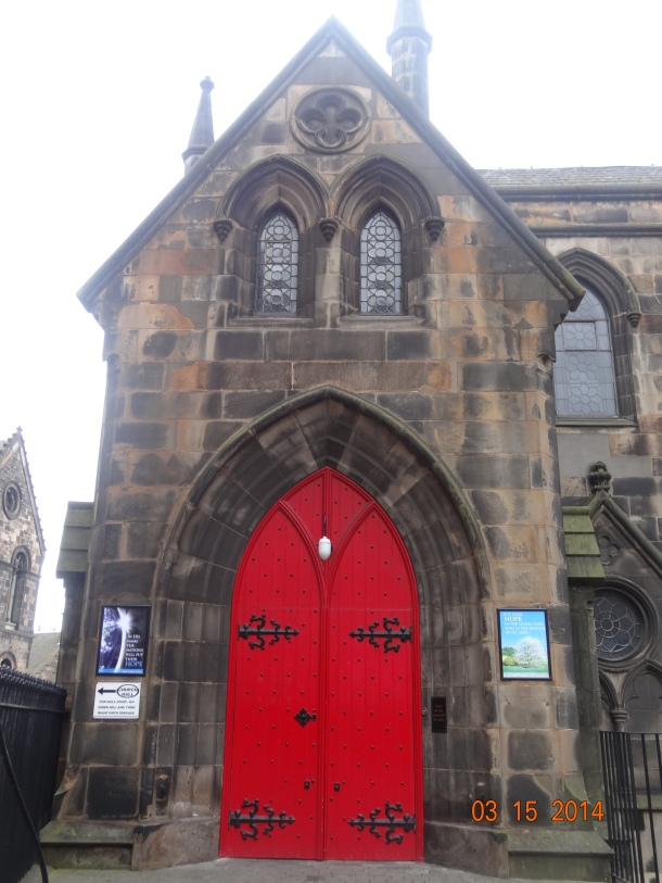 St. Columba's Free Church