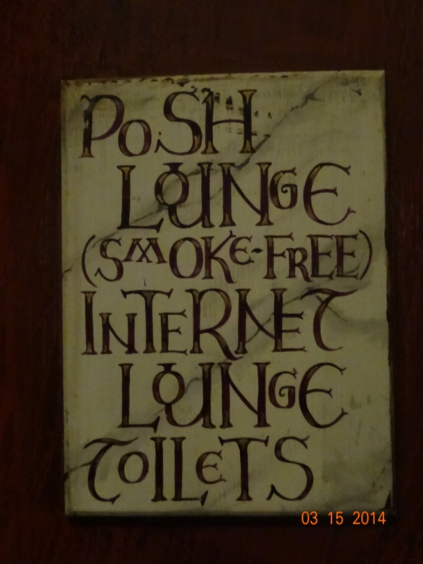 Posh Lounge