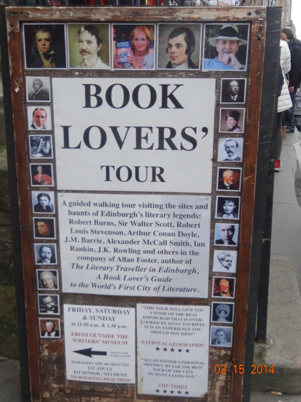 Book Lovers' Tour