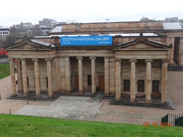 Scottish National Gallery (front)