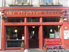 "Edinburgh – ""'thistle' donicely"""