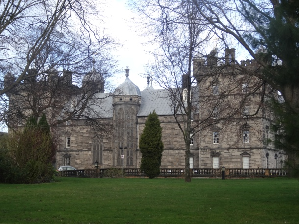 another view of George Heriot's School