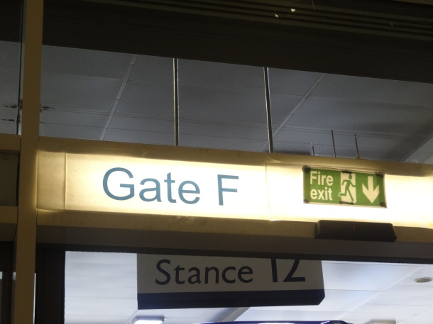 Gate F