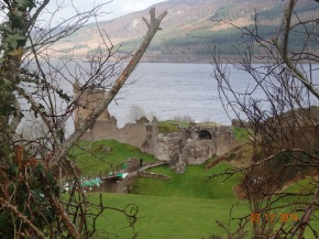 Inverness – Loch Ness and Urquhart Castle