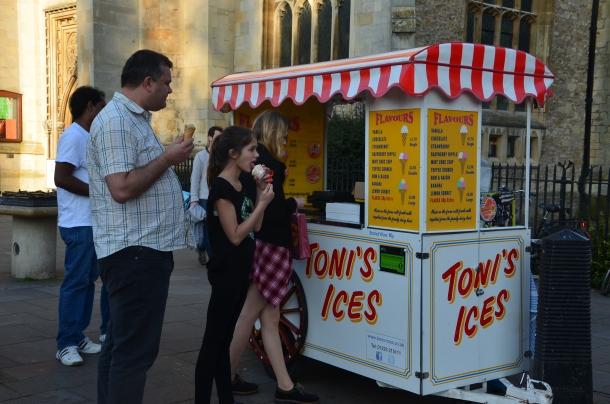 Toni's Ices