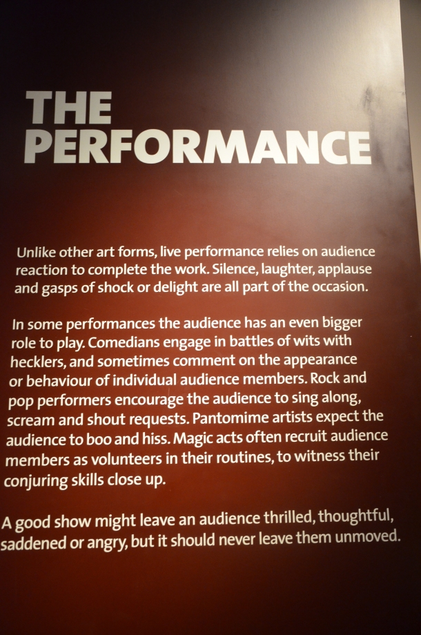 """""""The Performance"""""""