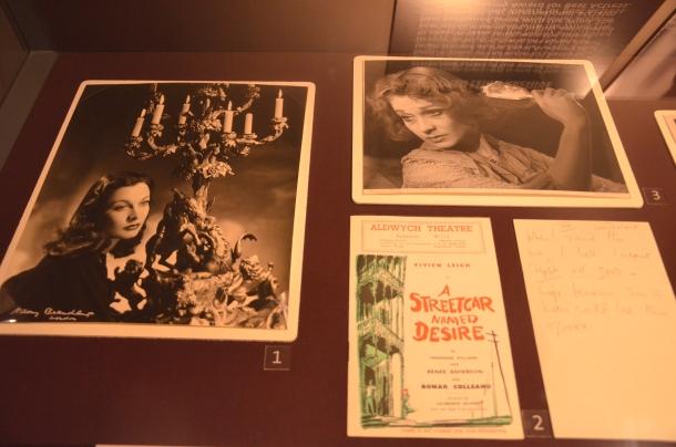 Vivien Leigh Archive pieces