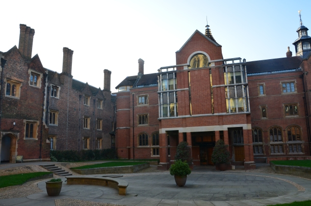 internior courtyard