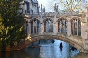 Bridge of Sighs,Cambridge