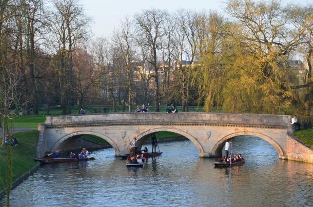 Trinity College Bridge