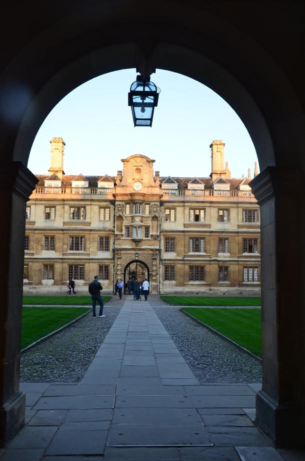 Old Court entrance