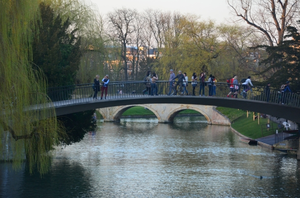 yet another bridge over the River Cam
