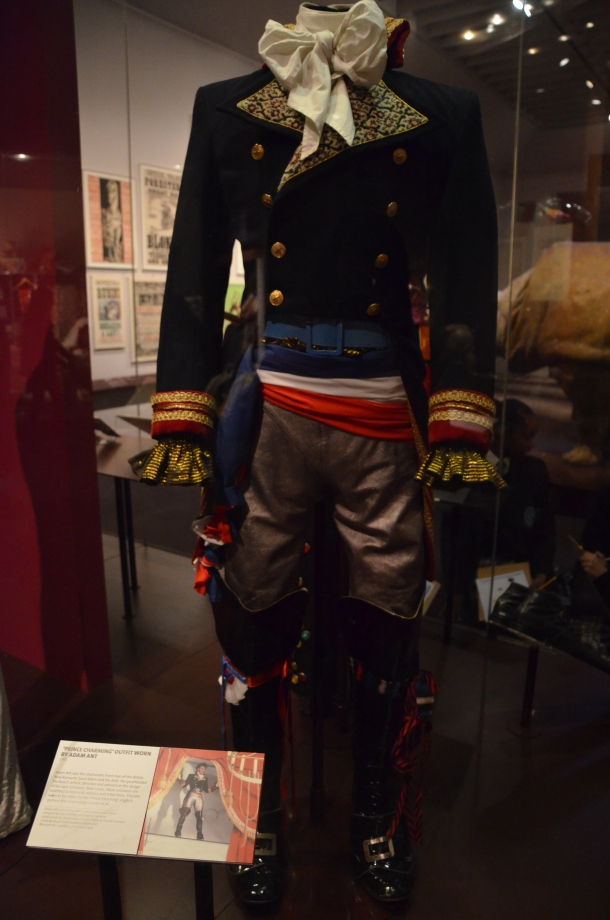 Prince Charming Outfit of Adam Ant