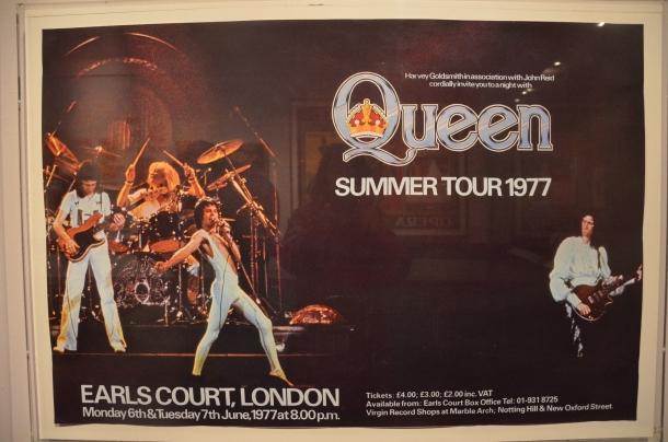 Queen Summer Tour 1977