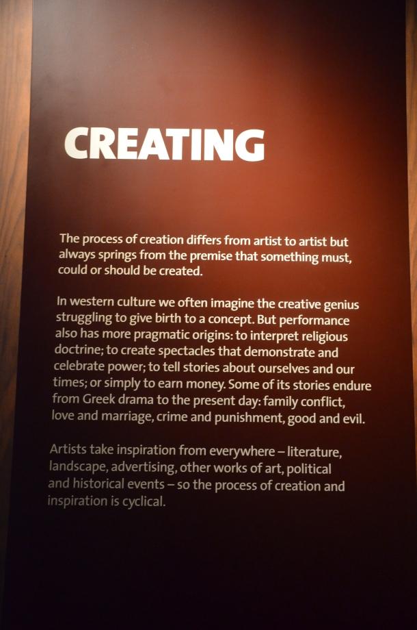 Creating