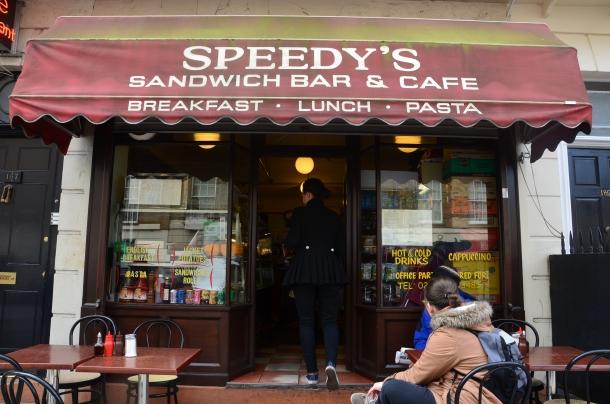 Speedy's Cafe