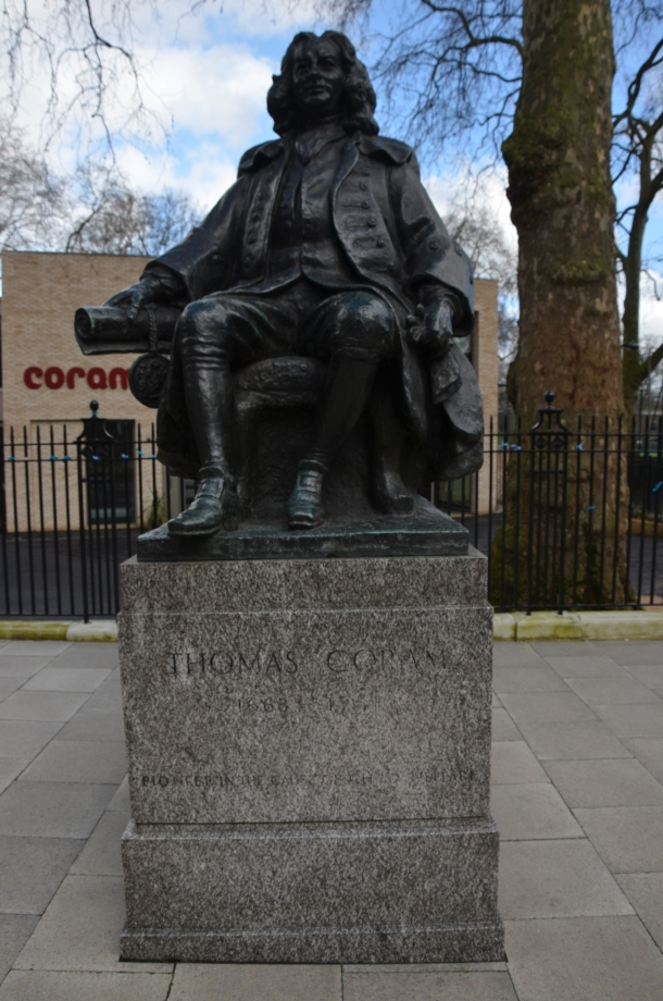 Thomas Coram, founder of the Foundling Hospital