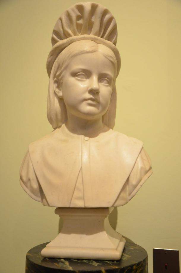 """The Foundling Girl"" by David Watson Stevenson (1871)"