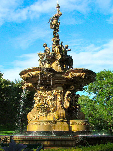 Ross Fountain (1862–72)